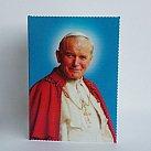 Obrazek z Litanią do Świętego Jana Pawła II
