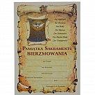 Pamiątka sakramentu bierzmowania dyplom wzór 2
