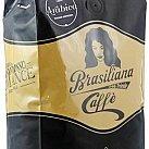 Kawa ziarnista Brasiliana 100% Arabica 1kg