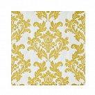 Serwetka klasyczna złoty wzór
