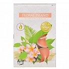 Świeca zapachowa Kwiatowa Wyspa tea-light
