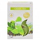 Świeca zapachowa Zielona Herbata tea-light