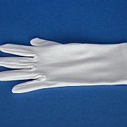 Rękawiczki komunijne dla dziewczynki