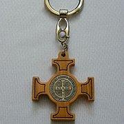 Brelok Krzyż św. Benedykta