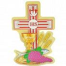 Emblemat na Boże Ciało Kłosy