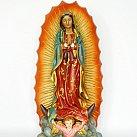 Figurka Matka Boża z Guadelupe 30 cm.