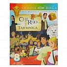 Chi Rho Tajemnica - książka z filmem DVD dla dzieci 8