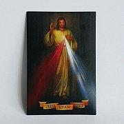 Magnes z Jezusem Miłosiernym