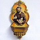 Kropielniczka z tworzywa św. Franciszek