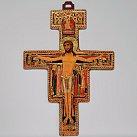 Krzyż franciszkański 20x15