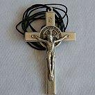 Krzyż św. Benedykta pamiątka bierzmowania