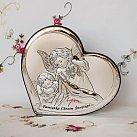 Obrazek Srebrny Aniołek Nad Dzieckiem