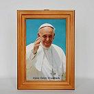 Obrazek w ramce Ojciec Święty Franciszek