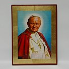 Ikona ze świętym Janem Pawłem II