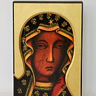 Obraz Matka Boska Częstochowska Czarna Madonna 16x24 cm