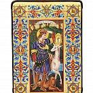 Ikona święty Hubert