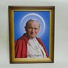 Obraz święty Jan Paweł II Duży