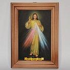 Jezus Miłosierny Obrazek w ramce