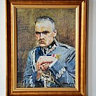 Obraz Marszałka Józefa Piłsudskiego