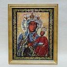 Obrazek w ramce Matka Boska Częstochowska 20 x 25