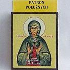Ikona św. Elżbieta patronka położnych