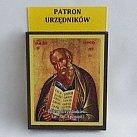 Ikona św. Jan Apostoł patron urzędników