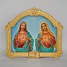 Obraz Serce Jezusa Serce Matki