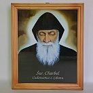 Obrazek w ramce święty Charbel