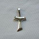 Krzyżyk srebrny Tauka