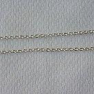 Łańcuszek srebrny ankier 50 cm