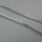 Łańcuszek srebrny pancerka 50 cm