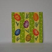 Serwetka na Wielkanoc wzor 2