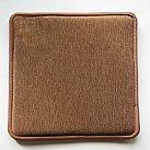 Poduszka na ławkę w kolorze brązowym