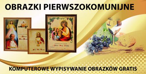Obrazki Pierwsza Komunia święta