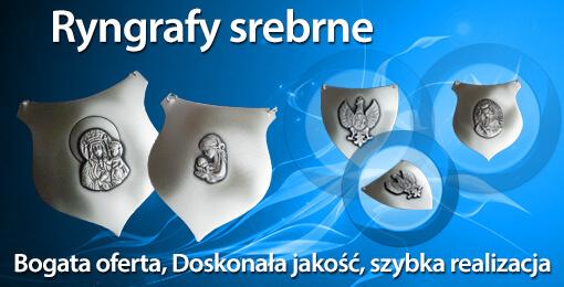 Ryngrafy Srebrne